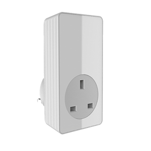 Wireless Removable Socket (British Standard, Metering Type)