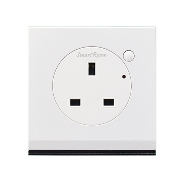 Wireless Wall socket (British Standard)